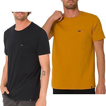 Tier Herren junge lässige Kurzarm Rundhals Baumwolle T-Shirt T-Shirt Top