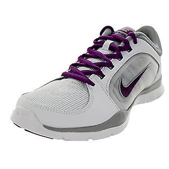 Nike Womens Flex Trainer 4 Low Top Lace Up Wanderschuhe