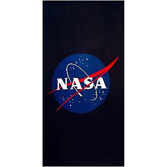 Nasa Logo 100% Cotton Beach Towel 140 x 70 cm