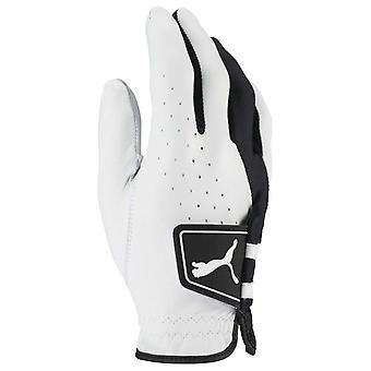 Puma Golf Mens Hybrid RH Leather Breathable Golf Gloves