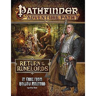 Pathfinder Adventure It Came from Hollow Mountain Return of the Runelords 2 of 6