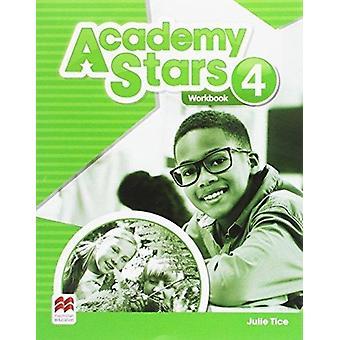 Academy Stars Level 4 Workbook by Kathryn Harper