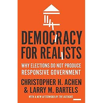 Democracy for Realists by Achen