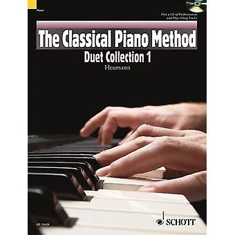 The Classical Piano Method  Duet Collection 1 by Hans G nter Heumann