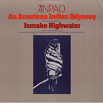 Jamake Highwater - Anpao: An American Indian Odyssey [CD] USA import