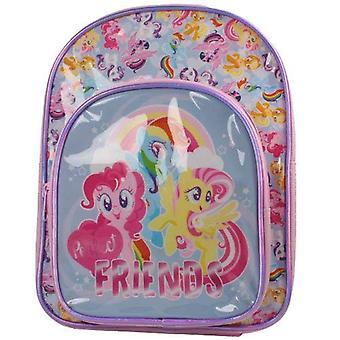 Min lilla ponny flickor Sugar Crush perfekt vänner Arch ryggsäck, 6 liter