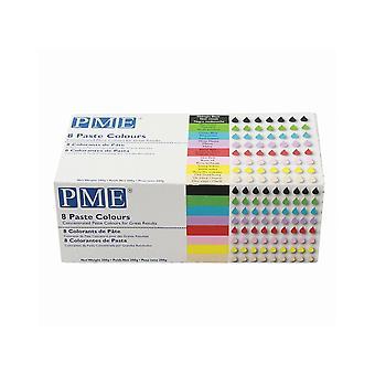 PME Paste Colour Set
