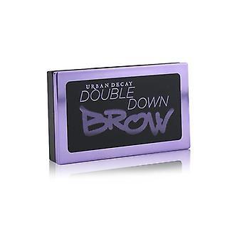 Urban Decay Double Down Brow - # Neutral Nana (neutru) - 2x1.8g/0.06oz