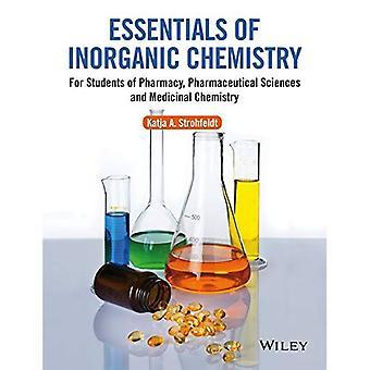 Fundamentos de química inorgánica: para estudiantes de farmacia, ciencias farmacéuticas y Química Medicinal