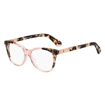 Kate Spade Johnna OO4 Havana-Pink Glasses