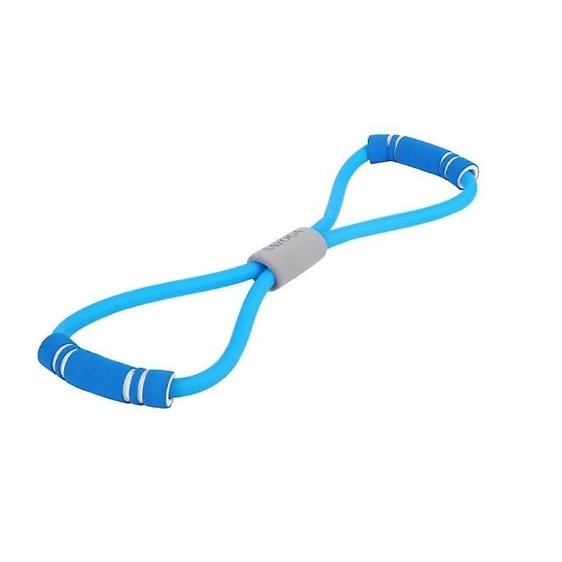 Yoga Gum Fitness Resistance 8 Word Chest Expander Rope