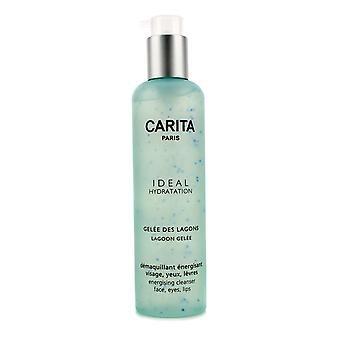 Ideal hydratation lagoon gelee energising cleanser for face, eyes and lip 82576 200ml/6.7oz