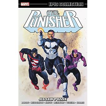 Punisher Epic Collection Jigsaw Puzzle-herra Mike BaronChuck DixonGregory Wright