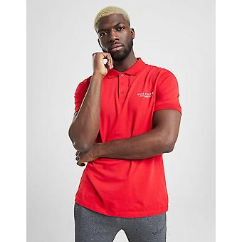 New McKenzie Men's Essential Polo Short Sleeve T-Shirt Red