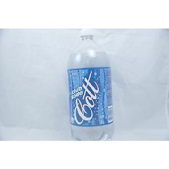 Cott Club Soda-( 2 Lt X 1 Bottle )