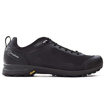 Berghaus FT18 vedenpitävä Gore-Tex Miesten ulkouima kävely vaellus kenkä musta