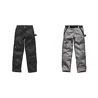 Dickies Mens промышленности 300 двухцветной работы брюки (регулярные и высокий) / Спецодежда