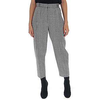 Alexander Mcqueen 585053qjaah1080 Pantalones de lana gris