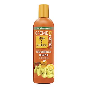 Creme of Nature Mango & Shea Butter Ultra-Moisturising Shampoo 354ml