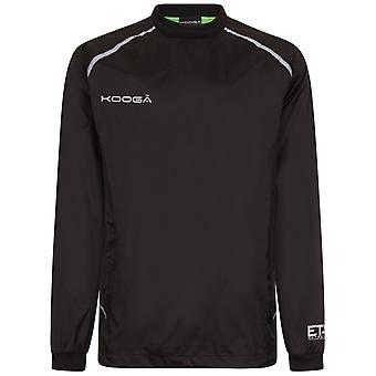 Kooga Official Mens Sports Performance Showerproof Sweatshirt Training Top