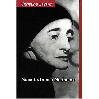 Memoirs from a Madhouse by Christine Lavant - 9781572411227 Book