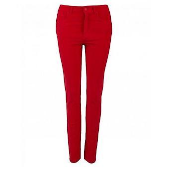Boss Casual Savelvia Velvet Trousers