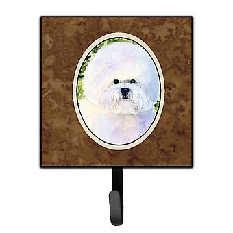 Carolines Treasures  SS8919SH4 Bichon Frise Leash Holder or Key Hook