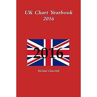 UK Chart Yearbook 2016 by Churchill & Michael