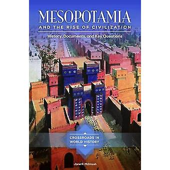 Mesopotamia and the Rise of Civilization History Documents and Key Questions by McIntosh & Jane