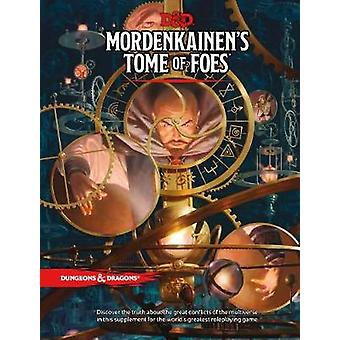 D&D Mordenkainen's Tome of Foes by Wizards RPG Team - 97807869662