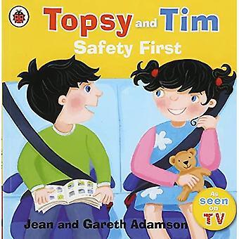 Topsy y Tim seguridad primero