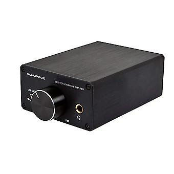 EU Desktop Headphone Amplifier de Monoprice