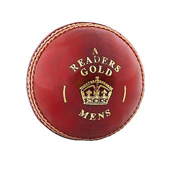 Leser Gold 'A' Cricket Ball Rot