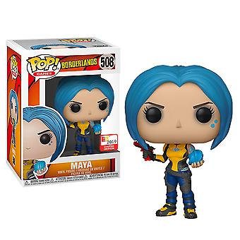 Borderlands Maya E3 USA Exclusive Pop! Vinyyli