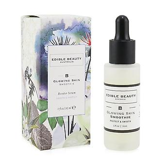 -b- Glowing Skin Smoothie Booster Serum - Protect & Smooth - 30ml/1oz