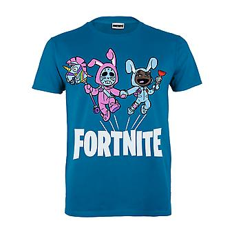 Fortnite Bunny Trouble Boys T-Shirt | Official Merchandise