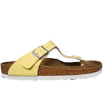 BIRKENSTOCK Ladies Footwear Gizeh Nubuck