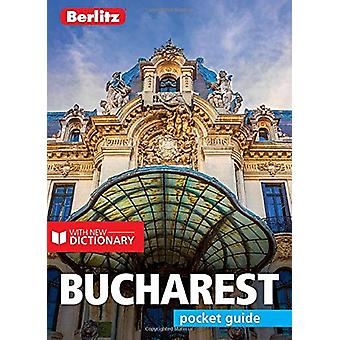 Berlitz Pocket Guide Bucharest (Travel Guide with Dictionary) - 97817