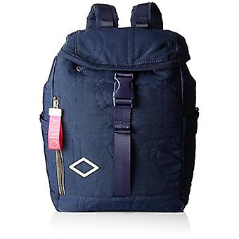 Oilily Spell Backpack Mvf - Backpacks Donna Blau (Dark Blue) 14.5x34.5x26 cm (B x H T)