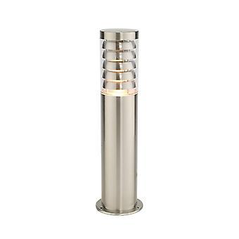 Tango Bollard, Stainless Steel And Plastic, 50 Cm