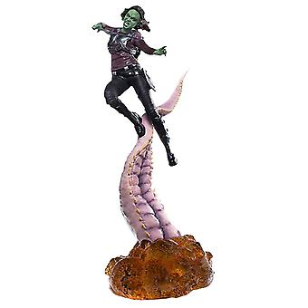 Guardians of Galaxy Vol. 2 Gamora 1:10 Battle Diorama Statue