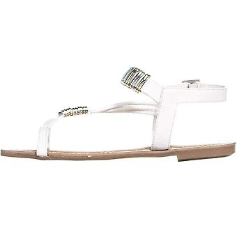 Bar III Womens Vera Open Toe Casual Ankle Strap Sandals
