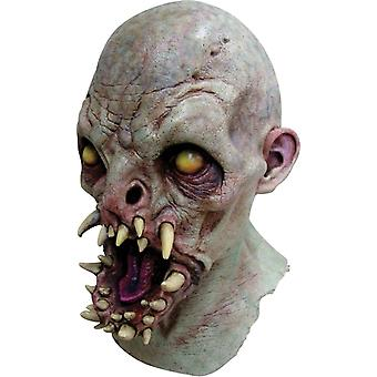 Fangs Latex Mask For Halloween