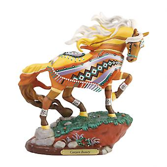 Trail Of Painted Ponies Canyon Beauty Figurine