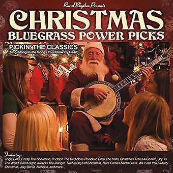Christmas Bluegrass Power Picks - Pickin - Christmas Bluegrass Power Picks-Pickin [CD] USA import