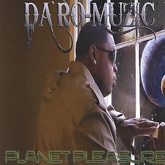Da'Ro Muzic - piacere pianeta [CD] USA importare