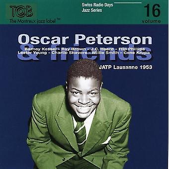 Oscar Petersen - Oscar Petersen: Vol. 16-Swiss Radio Days [CD] USA import