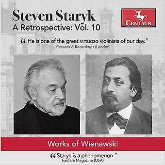 Wieniawski / Staryk / Deslauriers - Restrospective; 10 [CD] USA import
