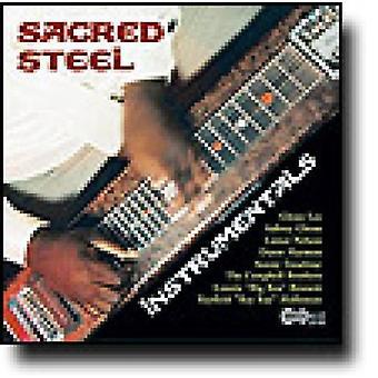 Sacred Steel Guitar Instrumentals - Sacred Steel Guitar Instrumentals [CD] USA import