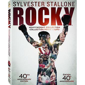 Rocky Heavyweight Collection [BLU-RAY] USA import